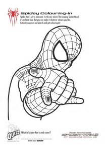 Spider 2 Coloring Pages free printable colouring pages and activity sheets in the playroom
