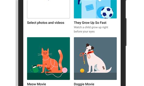 google themes movies google photos now can generate theme movies from your