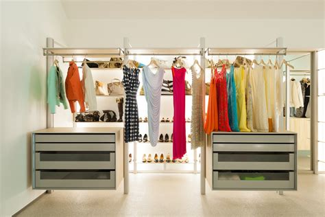 Open Closet Boutique by Walk In Closets And Open Wardrobe Systems Custom Made