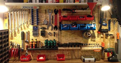 zu hause eine kleine fahrrad werkstatt einrichten - Werkstatt Zu Hause