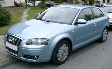 Audi A3 Baujahr 2007 by 2007 Audi A3 Information And Photos Momentcar