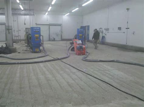 scarify industrial concrete floors