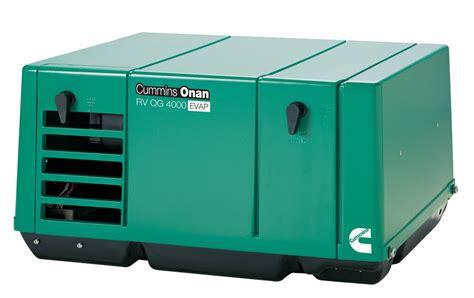 bend rv repair onan generators
