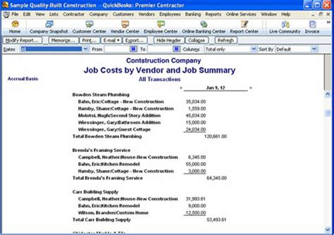 quickbooks tutorial job costing job costing bookkeeping project management costs ais