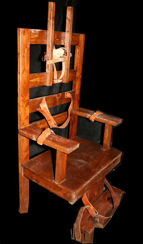 How To Make Electric Chair by Props For Rent Portfolio Dungeon And Execution