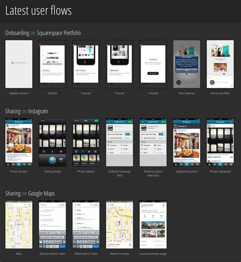 design app ideas collection of mobile design patterns for app ideas psd
