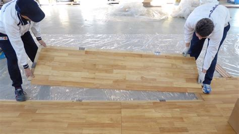 Removable Floor Panels by Another Dalla Riva Removable Sports Floor For The Nato Base