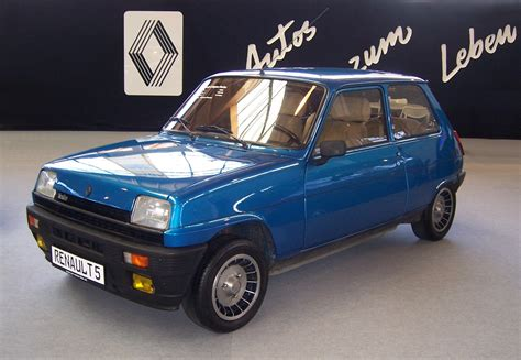 renault 5 alpine turbo 2619849