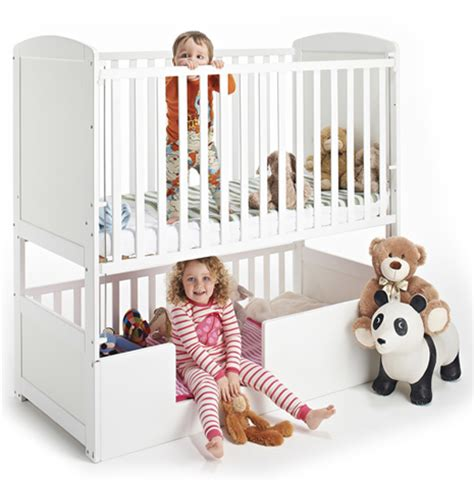 Bunk Beds For Toddlers And Baby Baby Space Room For Two Cot Bunks