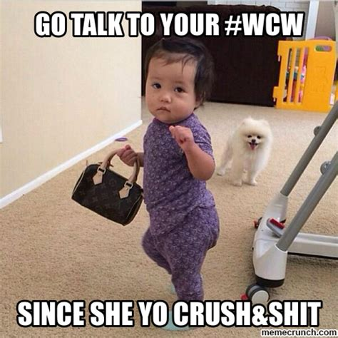 Is Ready To Talk Yall by Wcw Memes World Crush Wednesday