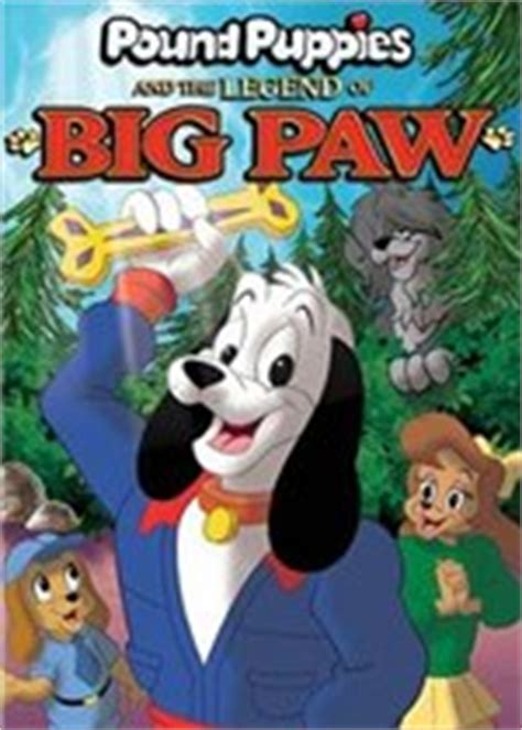 pound puppies cast pound puppies and the legend of big paw cast images the voice actors