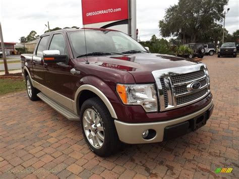 2009 ford f150 king ranch 2009 ford f150 king ranch supercrew in royal metallic