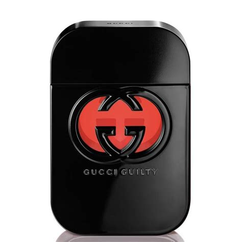 Parfum Ori Gucci Guilty Black For Edt 75ml Anugrahgrosiran gucci gucci guilty black eau de toilette 75ml spray