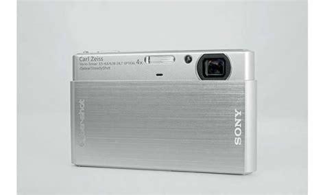 Kamera Sony Dsc T77 Colorfoto De Sony Cybershot Dsc T77 Pc Magazin