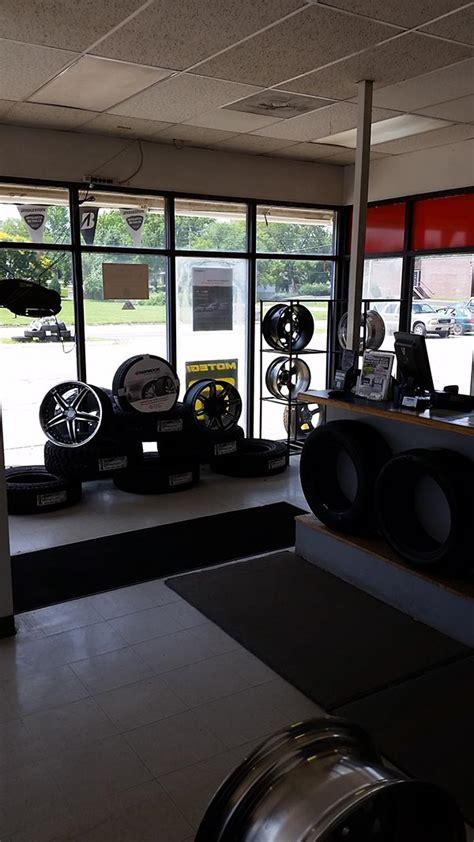 topeka tire shop huntoon st kansas tire store peerless tires