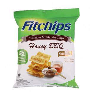 harga fitchips honey bbq 60 gr jagapati