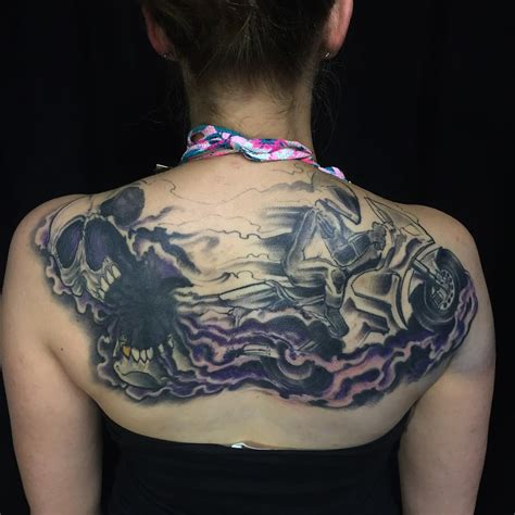 women s upper back tattoos 40 versitle back tattoos