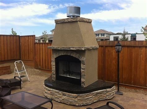 outdoor fireplace design gilligans bbq island