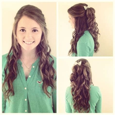 easy hairstyles for middle school graduation 47 your best hairstyle to feel good during your graduation