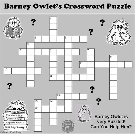 Printable Owl Puzzle   owl puzzles for kids the barn owl trust