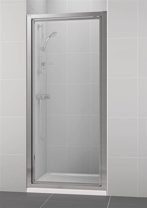 Pivot Door Shower Enclosures Ideal Standard Connect 800mm Pivot Shower Enclosure Door