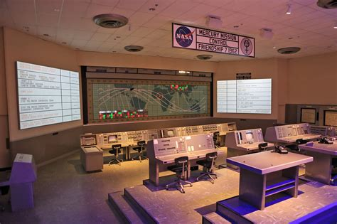 Mercury Room by New Attraction Opens At Kennedy Space Center To Honor