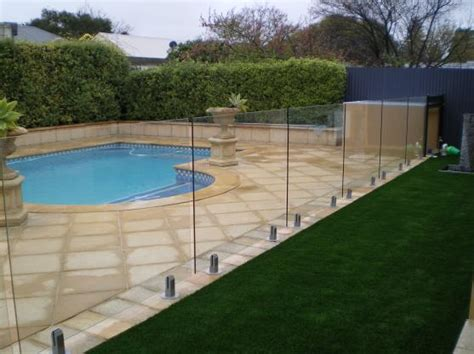 Small Retractable Awning Pool Fencing Design Ideas Get Inspired By Photos Of Pool