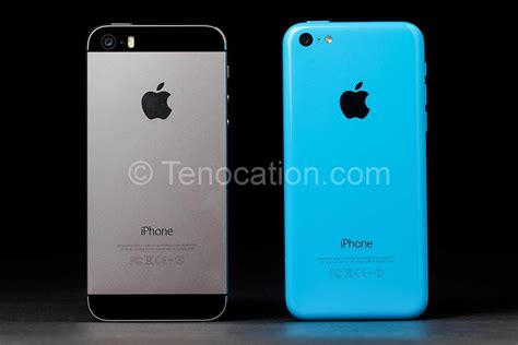 choosing the iphone 5s vs 5c
