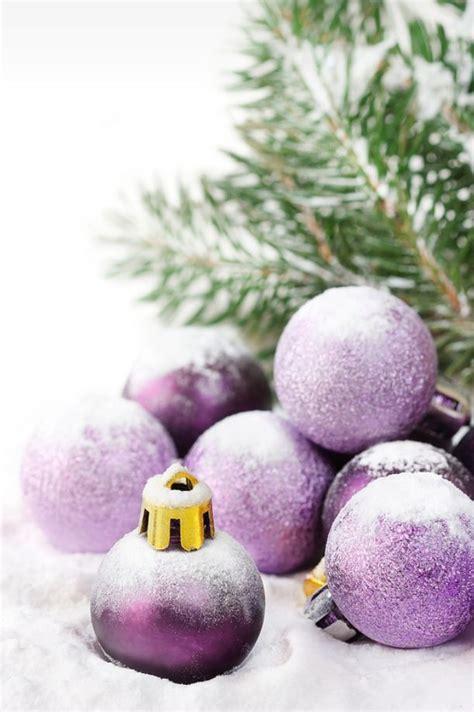 best color ornaments 234 best purple images on