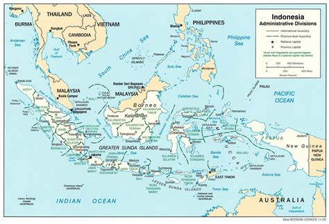 map indonesia nationmaster maps of indonesia 21 in total