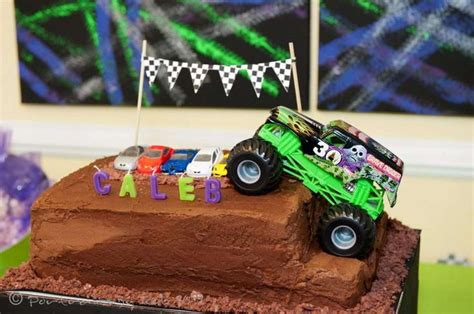 grave digger monster truck birthday party 46 best billy s grave digger 3rd bday images on pinterest