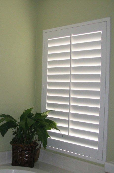 fake window how to build plantation shutter louvers woodworking