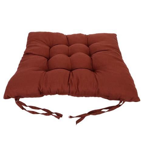 tkoofn dining garden chair seat pad upholstery foam tie