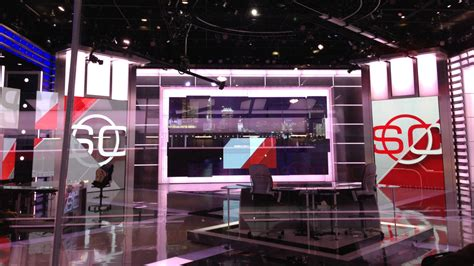 espn reveals the new home of sportscenter