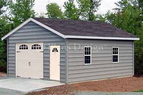 car garage workshop shed building plans