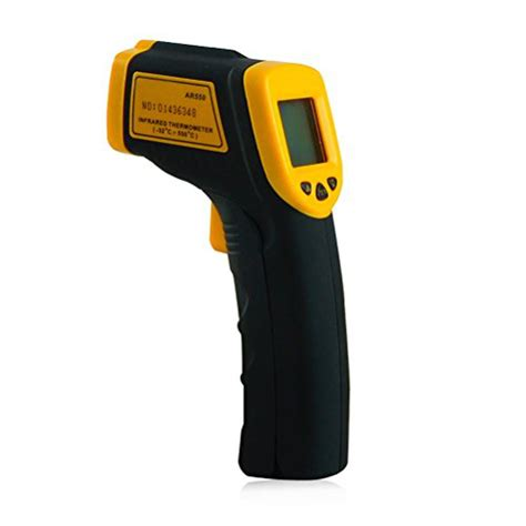 Thermometer Infrared Digital infrared thermometer includes delivery