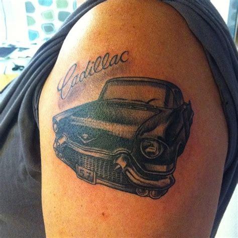 Cadillac Tattoos by Lakss Cadillac 57 Today Cadillac Ink