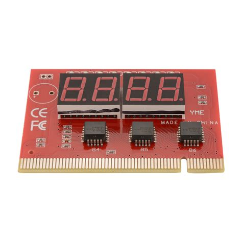 Tester Card Motherboard Pci pci motherboard diagnostic tester analyzer card for laptop