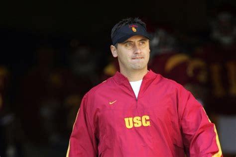 news steve sarkisian may have been drunk during arizona report usc head coach steve sarkisian coached game drunk