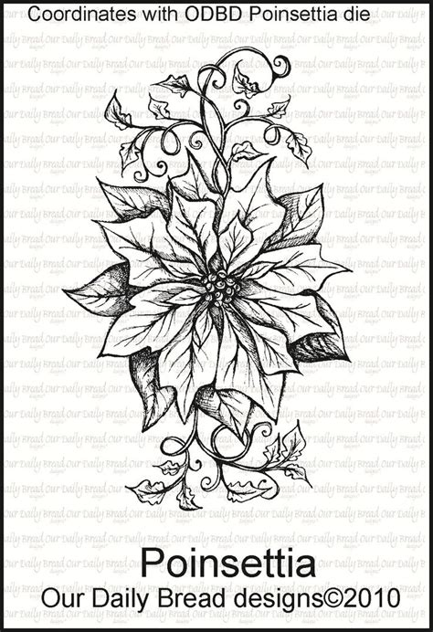 poinsettia tattoo poinsettia single collection