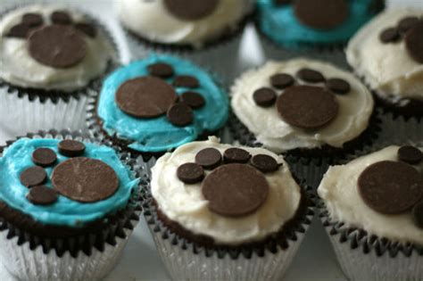 puppy cupcakes birthday puppy cupcakes