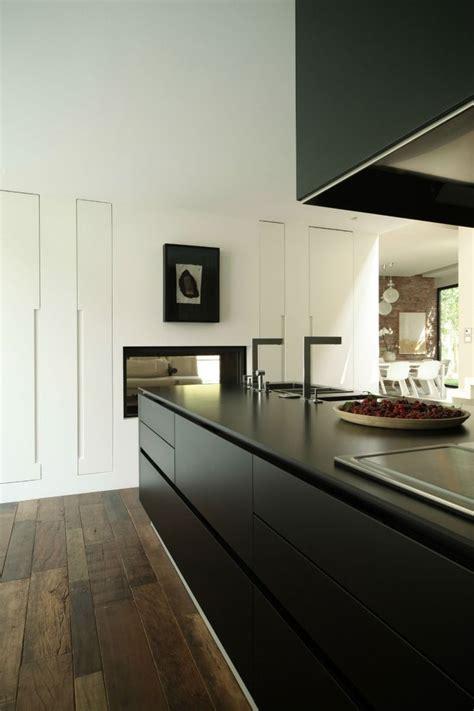 1000 ideas about black white kitchens on pinterest dark