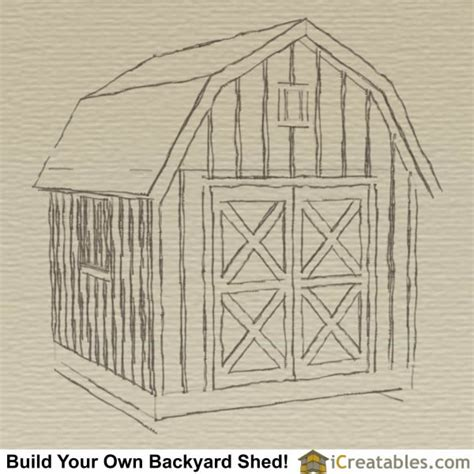 how to build a gambrel roof how to build a shed roof icreatables