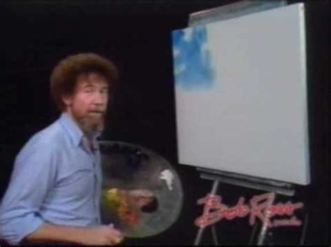 bob ross paintings on display bob ross painting a sky him watched his show