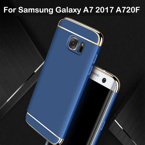 Samsung Galaxy A7 2017 Mild Cover Ultra Thin Berkualitas מוצר 3 in 1 for samsung galaxy a7 2017 sm a720f back cover 360 degree protection