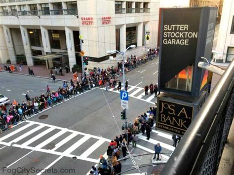 Sutter Stockton Garage by Sf New Year Parade Route For 2017 Best Viewing Spots
