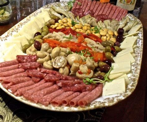 barefoot contessa italian recipes barefoot contessa antipasto platter let me entertain you