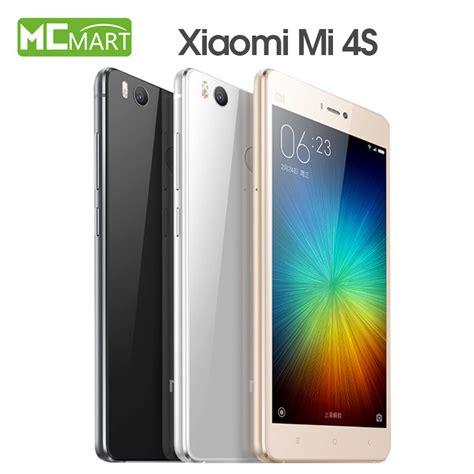 Ipaky Xiaomi Redmi Note 2s Mi4s Mi 4s Mi5 Mi 5 3 3s Pro Note 2 4 aliexpress buy original xiaomi mi4s smartphone mi 4s 5 0inch miui 7 snapdragon808 4g lte