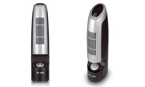bell howell ionic air purifier groupon goods