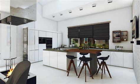 architecture de cuisine moderne davaus cuisine design contemporain avec des id 233 es